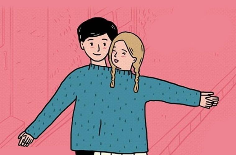 12 Ilustrações Que Mostram Como é Bom Estar Apaixonado